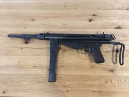 FBP SUBMACHINE GUN